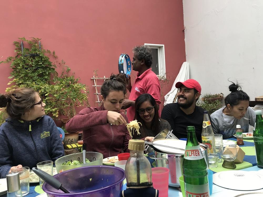 SCI Schulprojekt Ankündigung 2019 EineWeltBlaBla