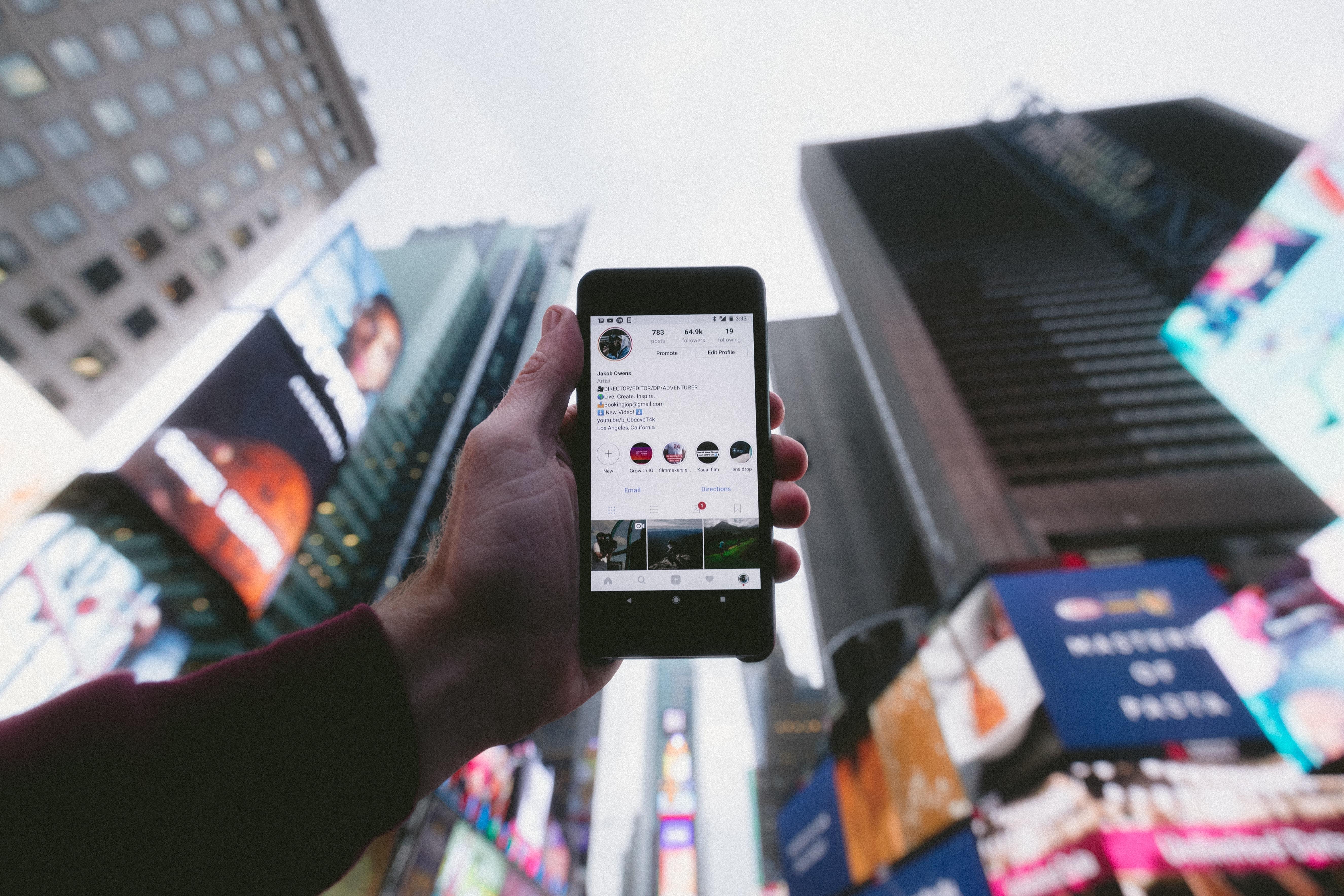 EineWeltBlaBla_Die neue Ära des Instagram-Journalismus