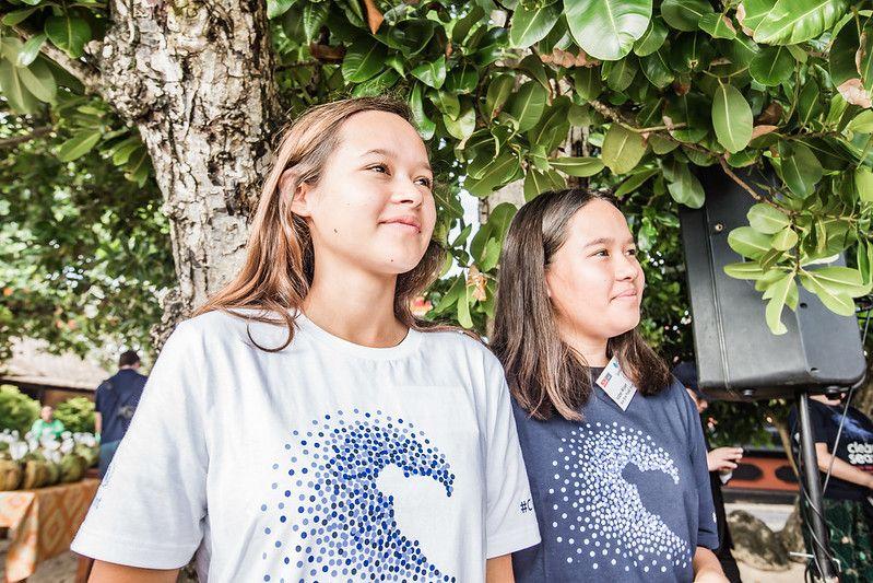 Foto Isabell und Melati